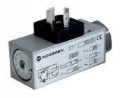 Electro-Mechanical Pressure Switch Pneumatic