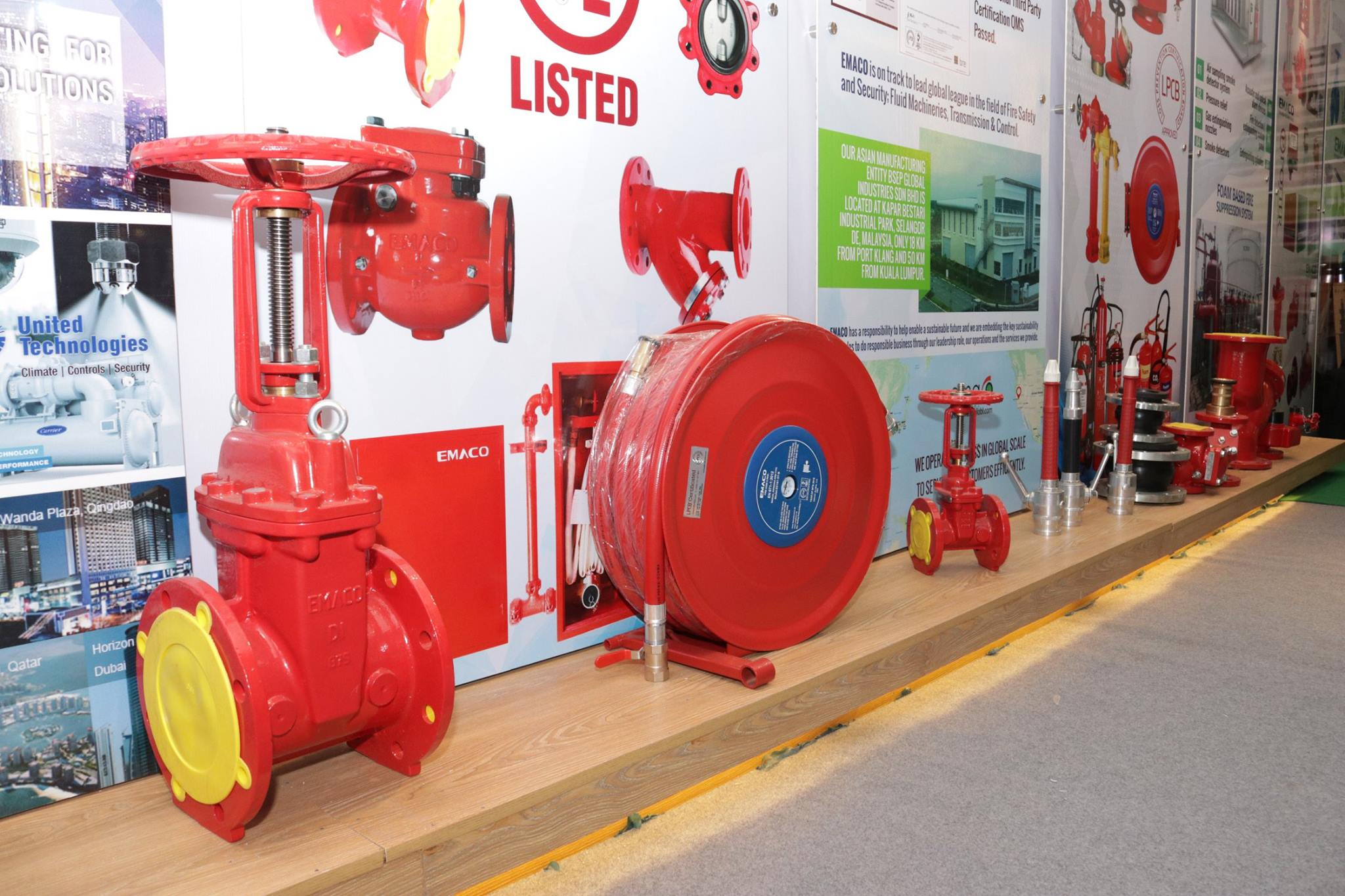 The Best Fire Protection System Distributor Indonesia