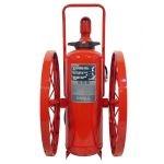 Ansul Wheeled Unit ABC 150 lb Model CR-I-A-150-C