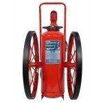 Ansul Wheeled Unit PK 150 lb Model CR-RT-I-K-150-C