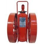 Ansul Wheeled Unit PK 150 lb Model CR-WW-I-K-150-C