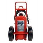 Ansul Wheeled Unit PK 150 lb Model CR-LR-I-K-150-D