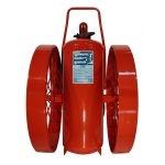 Ansul Wheeled Unit BC 350 lb Model CR-LR-I-350-C