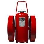 Ansul Wheeled Unit BC 350 lb Model CR-I-350-D