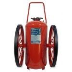 Ansul Wheeled Unit PK 350 lb Model CR-RT-I-K-350-D