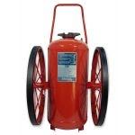 Ansul Wheeled Unit PK 350 lb Model CR-RT-LR-I-K-350-D