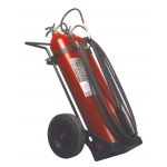 Ansul Wheeled Unit CO2 100 lb Model CD-100-D-1